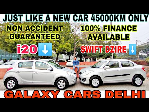 HYUNDAI I20 PETROL MARUTI SWIFT DZIRE DIESEL AVAILABLE GALAXY CARS DELHI