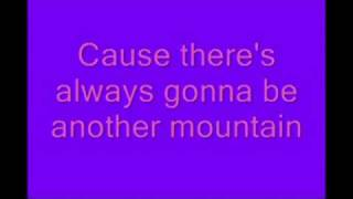the climb (karaoke instrumental) by miley cyrus with on screen lyrics.flv