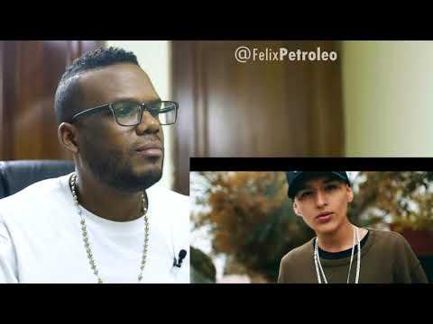 Richard Ahumada // Allá en la esquina // Video Reacción // Felix Petroleo