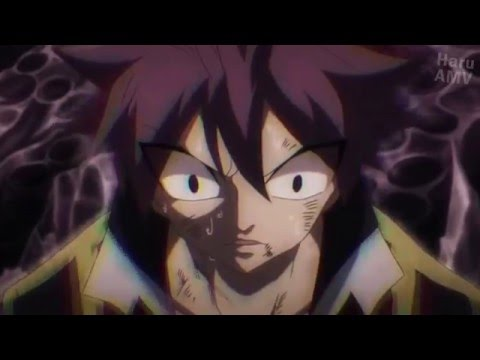 Fairy Tail - AMV   Natsu & Twin Dragons VS Mard Geer   The Hammer's Comin' Down