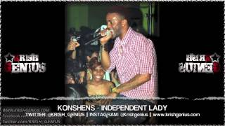 Konshens - Independent Lady - June 2013