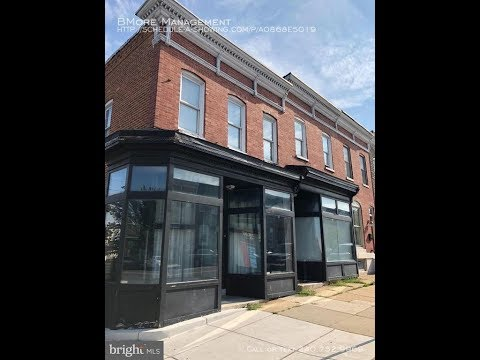 Apartment For Rent In Baltimore, MD 2BR/2BA By Property Management In Baltimore, MD