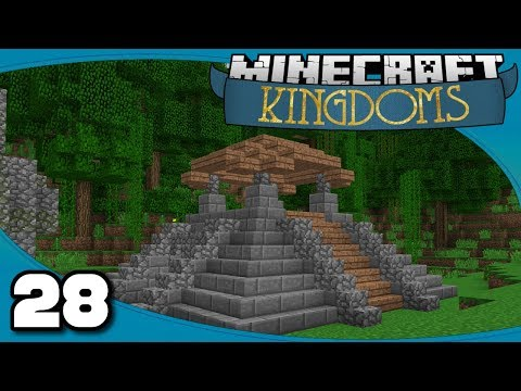 Kingdoms II - Ep. 28: Texture Pack Update & House Remake