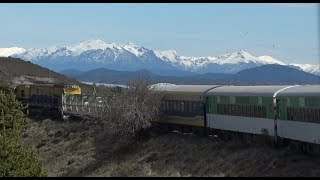 Trip from Buenos Aires to Bariloche by TRAIN