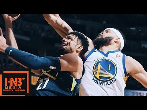 Golden State Warriors vs Denver Nuggets Full Game Highlights / Feb 3 / 2017-18 NBA Season