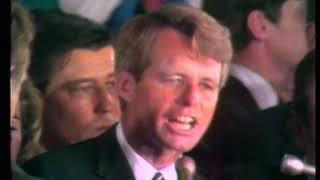 Assassination of Robert Kennedy CH4 UK PAL