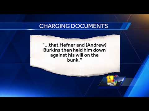 Video: Authorities ID Fallston volunteer firefighters charged in sex assault