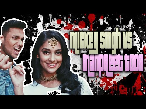 The Manpreet Toor & Mickey Singh Social Media Drama from YouTube · Duration:  16 minutes 59 seconds