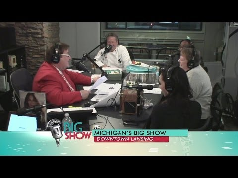 Flowers for Your Sweetie: Michigan's Big Show with Michael Patrick Shiels