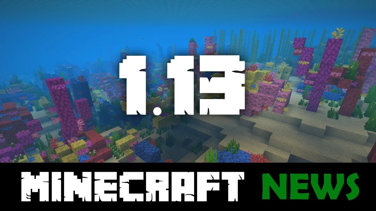 Java Edition 1 13 – Official Minecraft Wiki