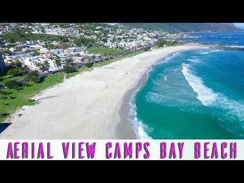 Camps Bay, Cape Town, An Aerial View