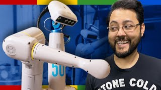 """This new """"X"""" robot could do ANYTHING"""
