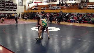 Oscar Calderon vs Horizon (152/154lbs)