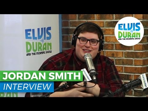 Jordan Smith Interview on The Voice and His Debut Album | Elvis Duran Show