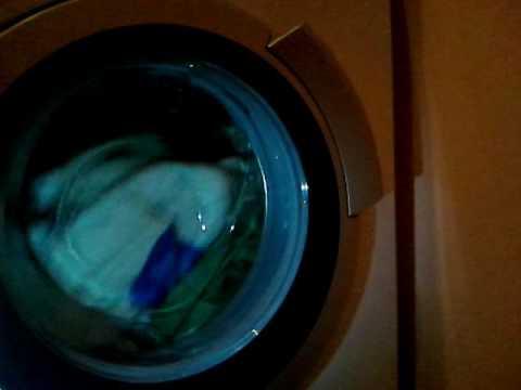 Отжим стиральной машины БОШ
