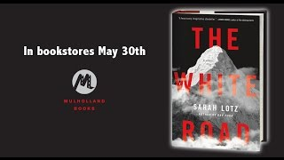 The White Road Book Trailer