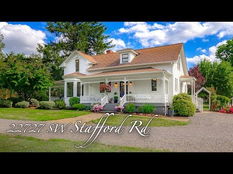 22727 SW Stafford Road - Tualatin, Oregon, 97062