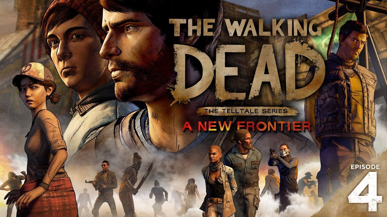 The Walking Dead - The Final Season | E3 2018 Teaser Trailer