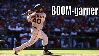 Madison Bumgarner Hitting Highlights