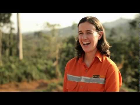 Gillian, Geotechnical Engineer - Generation Gold