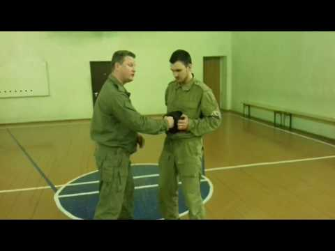 Systema.  Ivan Popov.  Strikes Part 1. Удары часть 1