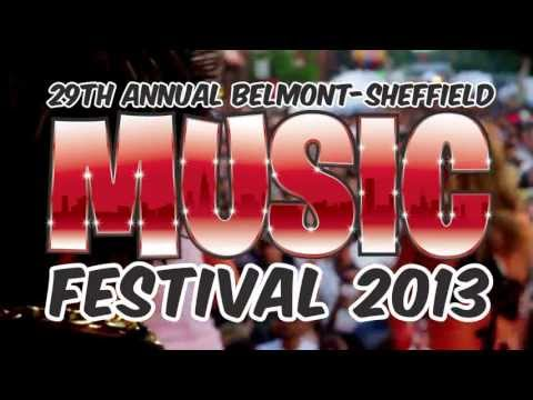 Belmont Sheffield Music Festival 2013
