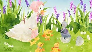 ディズニーでアニメにもなっているアンデルセン原作の童話、「みにくい...