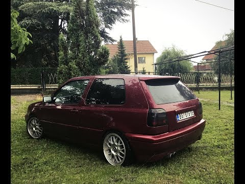 Golf Mk3 Tuning Project Serbia Part 2 By Dusan Nikolic