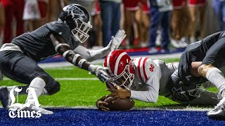 Bryce Young leads Mater Dei to 38-24 win over St. John Bosco