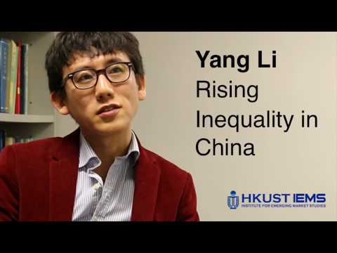 Li Yang: Rising Private Wealth and Inequality in China