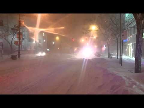 NYC Winter storm emergency response  2016