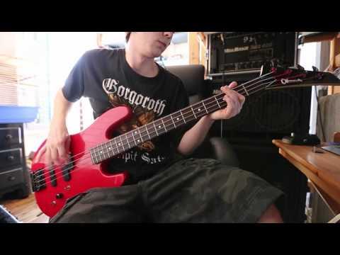 Megadeth  Tornado Of Souls  Dawn Patrol Bass