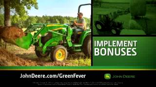 John Deere Green Fever Sweepstakes