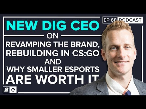 New Dignitas CEO on revamping the brand, rebuilding in CS:GO and why smaller esports are worth it