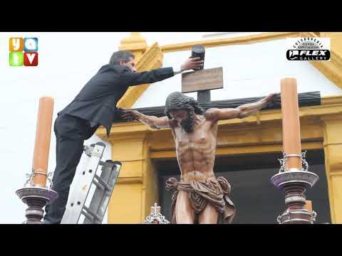 Salida Buena Muerte Semana Santa Algeciras 2019 Miércoles Santo