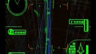 Ace Combat 3 mission 35 Electrosphere