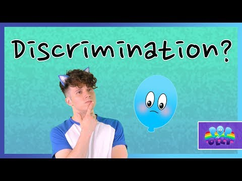 Discrimination Explained for Kids | Pop'n'Olly | Olly Pike