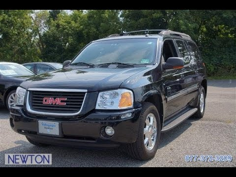 2004 gmc envoy xl slt youtube. Black Bedroom Furniture Sets. Home Design Ideas