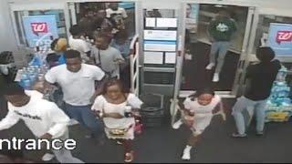 60 teenagers caught on camera looting Philadelphia Walgreens