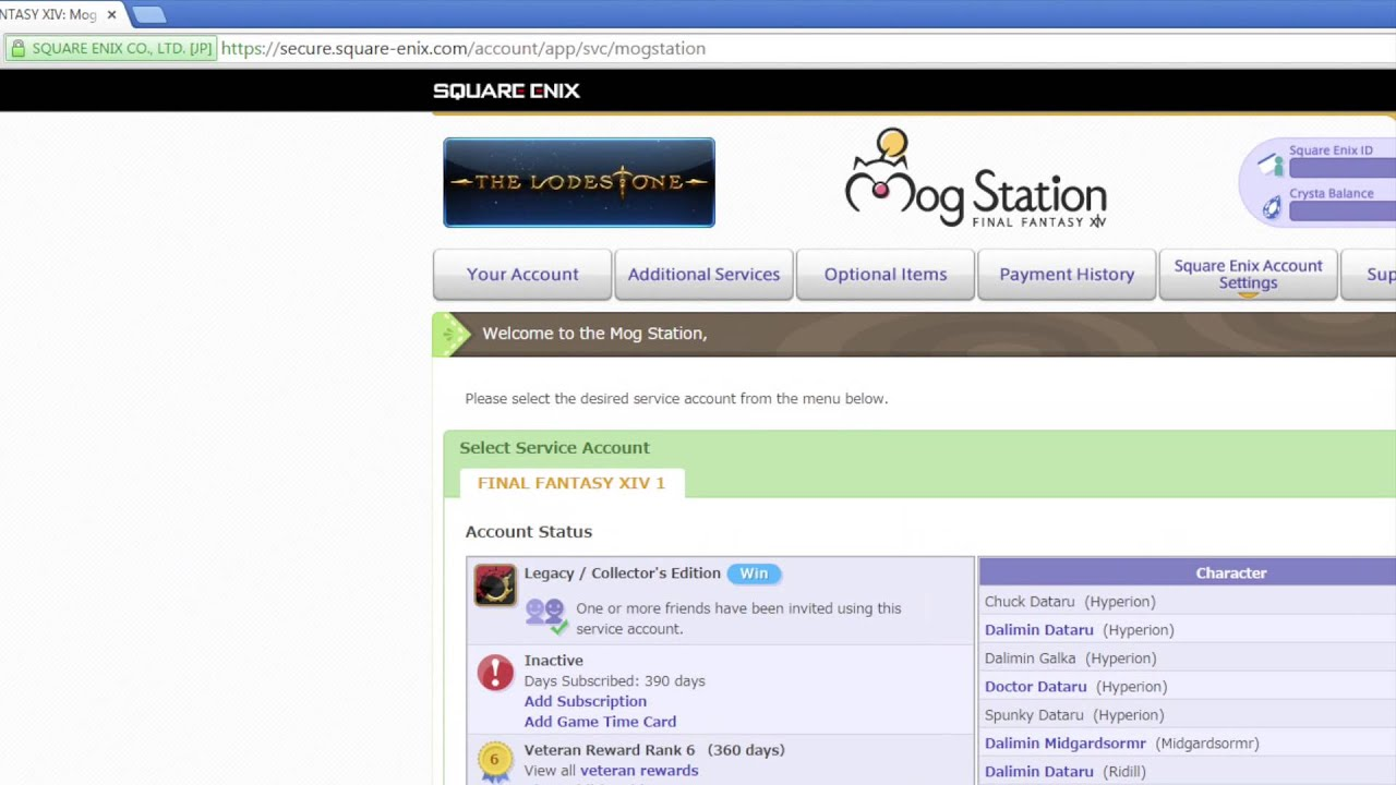 Final fantasy 14 registration code generator