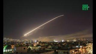 VTC14 | Mỹ - Anh - Pháp tấn công Syria: Cuộc chiến chưa có hồi kết