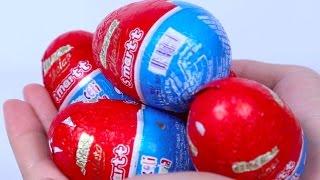5 Smart Sürpriz Yumurta Açıyoruz - Bugs Bunny