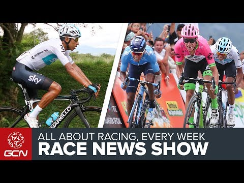 The Cycling Race News Show: Dubai Tour, Colombia Oro Y Paz & The Rock Cobbler