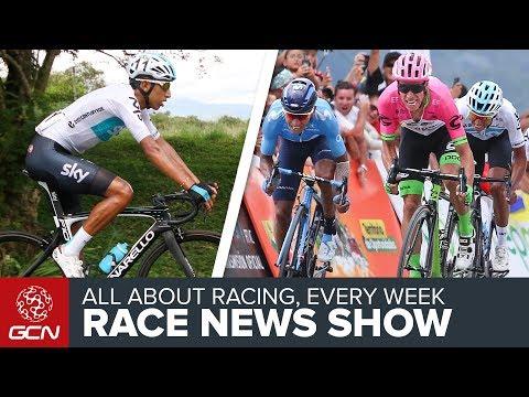 The GCN Race News Show: Dubai Tour, Colombia Oro Y Paz & The Rock Cobbler