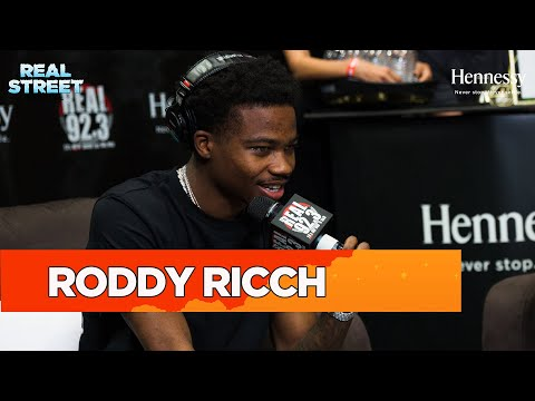 REAL Street Fest - Roddy Ricch Talks About Performing In His Hometown At REAL Street Fest 2019