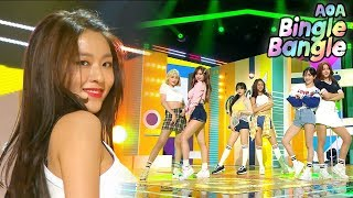 Mix - [Comeback Stageg] AOA -  Bingle Bangle , 에이오에이- 빙글뱅글  Show Music core 20180602