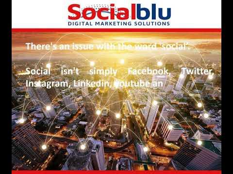 Social media users daily