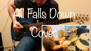 Baixar Flying Colors - All Falls Down - Guitar and Drums Cover - With Janis D!
