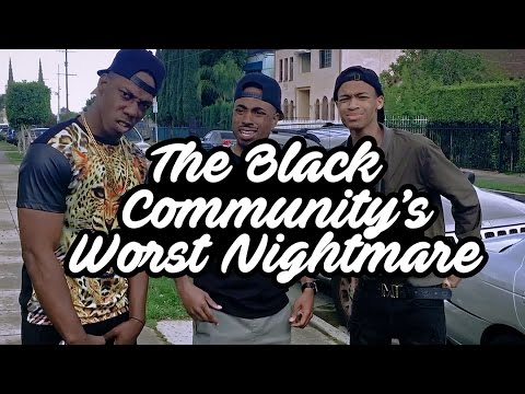 The Black Community's Worst Nightmare