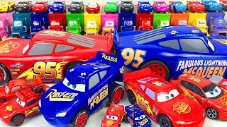 Машинки из Мультика Тачки Молния Маквин Игрушки Дисней Мультики Машинки